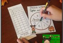 1st Grade / Resources and teaching ideas for 1st Grade.