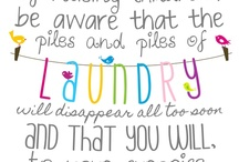 Laundry room / by Judy Bostwick