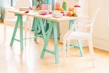 DIY tables / by Judy Bostwick