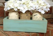 Mason jars / by Judy Bostwick