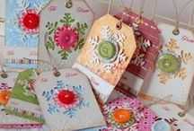 DIY gift tags / by Judy Bostwick