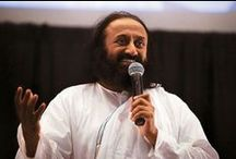 Sri Sri Ravi Shankar in 2013 / Picture album of Sri Sri Ravi Shankar's activities in his meetings to spread his message of peace and a One World Family around the world in the year 2013.