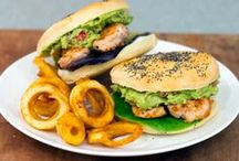 Burger and Slider Recipes / A collection of burger and slider recipes