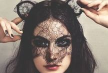 halloween inspiration / Halloween costume, makeup, nail, decor inspiration / by Total Beauty