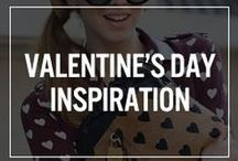 valentine's day inspiration / Hair, makeup, and styling that give off that loving feeling.  / by Total Beauty