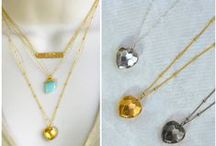DaniqueTrends / Fresh ideas with personalized and layering jewelry. / by Danique Jewelry