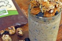 For the Love of Oatmeal / Oatmeal lovers search no more!  We've pinned all your favorites!