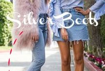 SILVER BOOTS TREND