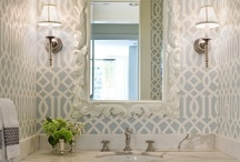 Bathrooms / by Lynnette Griffith