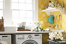 Laundry/mud rooms / by Lynnette Griffith