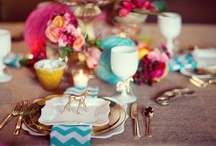 Centerpieces & Table Decor / by Kelly at View Along the Way