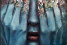 Art de la Peinture et de sculpture / Art of painting and sculptures / by C. Marie Cline