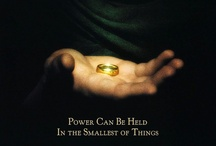 Tolkien, Rings, and Other Hobbity Things / by Kate Jacobs