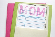 Ideas for Mothers Day / A collections of ideas for the ideal gift for your mother on Mothers Day