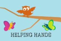 May 2013: Helping Hands
