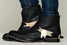 Footwear. / by Maryn Sommerfeldt