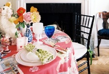 Delicious Dining Rooms / by Kelly at View Along the Way