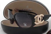 Lunettes de Soleil / Fashionable Eyewear / by C. Marie Cline