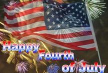 America the Beautiful  / Support Our Troops Freedom isn't Free Independence Day  / by Jill (My Lupie Life)