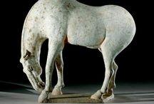 Art Équine / Equine Art  #horses #caballos #chevals / by C. Marie Cline