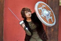 Cosplaying Around / by Kate Jacobs