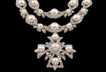 Croix Bijoux / Cross Jewelry / by C. Marie Cline