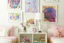 Girls Rooms - Sugar & Spice / by Kelly at View Along the Way