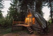 Decor - cabins / by hello_mcee