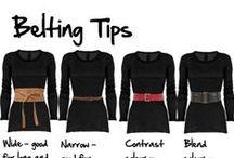 Fashion Tips / by Erin Elizabeth