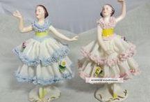Pretty Porcelain & Pottery / by Rhonda McCoy