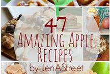 Recipes-Apple Lovers / A collection of Apple recipes to enjoy.