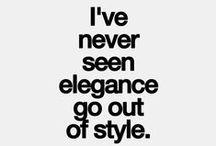 Gettin' Fancy / Beautiful fancy dressiness.  / by Kris Mitchell