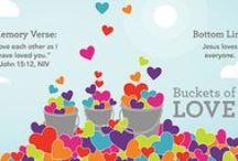 February 2016 (Buckets of Love)