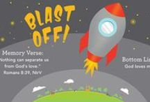 """August 2016 """"Blast Off"""" / by First Look"""