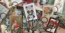 Vintage Valentines and Hearts / Love, Hearts, poems, Valentines for all with an antique flare.
