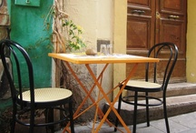 Frenchie French Cafe / Inspired by--what else? Paris!