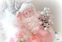 Pink Christmas Dreams / by Lori Wilson