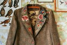 Wardrobe Inspiration / eccentric. ethnic. eclectic.