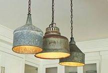 lamps / by Andreja Hotko Pavic