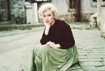 Marilyn Monroe / Everyone loves Marilyn