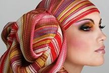 LadyOfColor-Scarves / My Style and Taste in Fashion!  / by Carmen Jackson