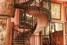 LadyofColor-Staircase / WATCH YOUR STEPS! / by Carmen Jackson