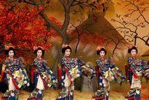 ColorSista-KyotoJapan / by Carmen Jackson
