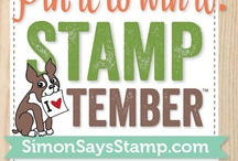 Stamptember at Simon Says Stamp, my favourite products / by Mandy Stacey