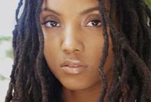 """ColorSista-Nazarite / It is """"a - MAZN"""" the length that people of color can grow their hair to the floor!  / by Carmen Jackson"""