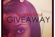 WINNING!!! (Giveaways) / Want to win a Sparkly Soul nonslip headband? We often have sweeps and ways you can enter to win on each of our social media sites! Follow us on them and this board to be the first in the know! Here are the links: Facebook (www.facebook.com/sparklysoulinc), Twitter (@SPARKLYSOULINC) and Instagram/Pinterest/Tumblr (SPARKLYSOULINC), Google + (Sparkly Soul) and LinkedIn (Sparkly Soul, Inc.) - Sparkle on!