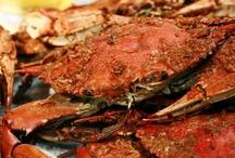 Seafood / by Jennifer Nedloh