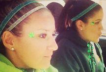 St Patrick's Day Sparkle