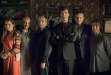 Sherlock / A board for BBC Sherlock and the actors of the show. / by Kayla Marie Edwards