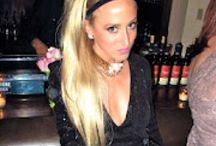 Fashion with some sparkle!  / Fashion meets Function! Don't forget your Sparkly Soul nonslip headbands for work, weddings, day or night events or a big night out!